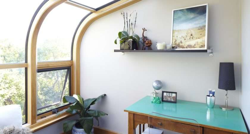 Mid Century Modern Home Office Photos Hgtv Canada