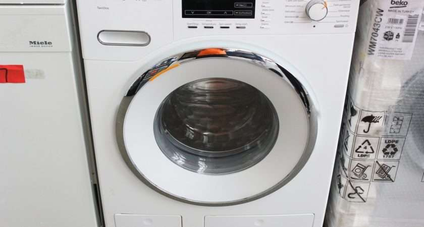Miele Aaa Rated Rpm Under Counter Washing Machine