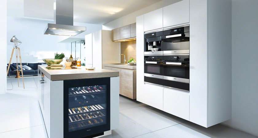 Miele Integrated Wine Cooler