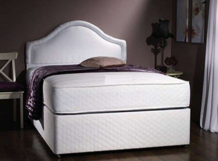 Milan Single Memory Foam Pocket Sprung Mattress