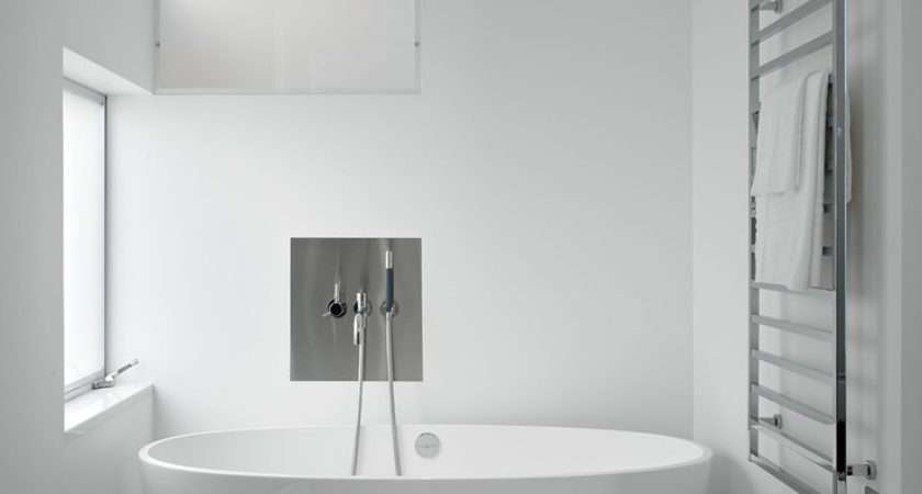 Minimal Bathroom Design Scenic