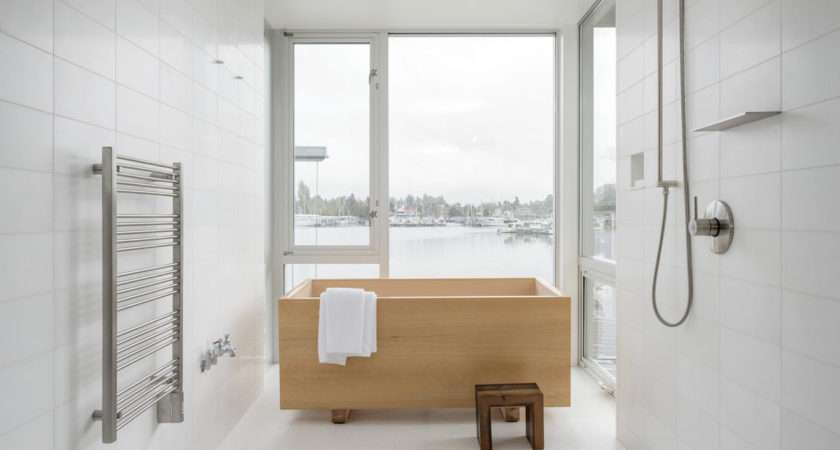 Minimalist Bathrooms Our Dreams Design Milk