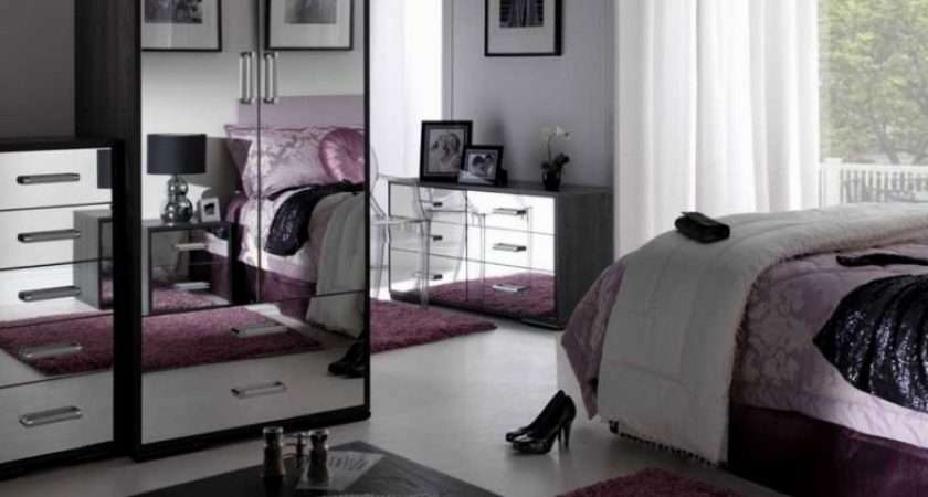 Mirrored Bedroom Furniture Functions Organarchy