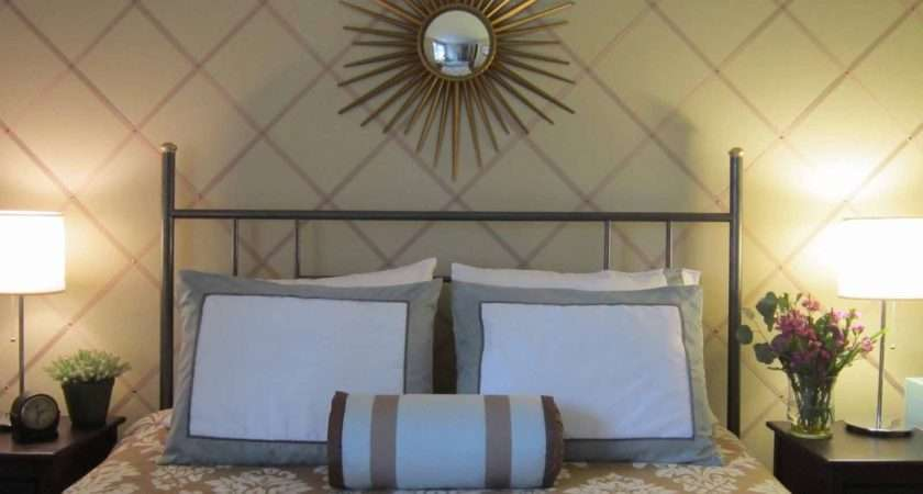 Mirrors Over Bed Master Bedroom Wall Decor