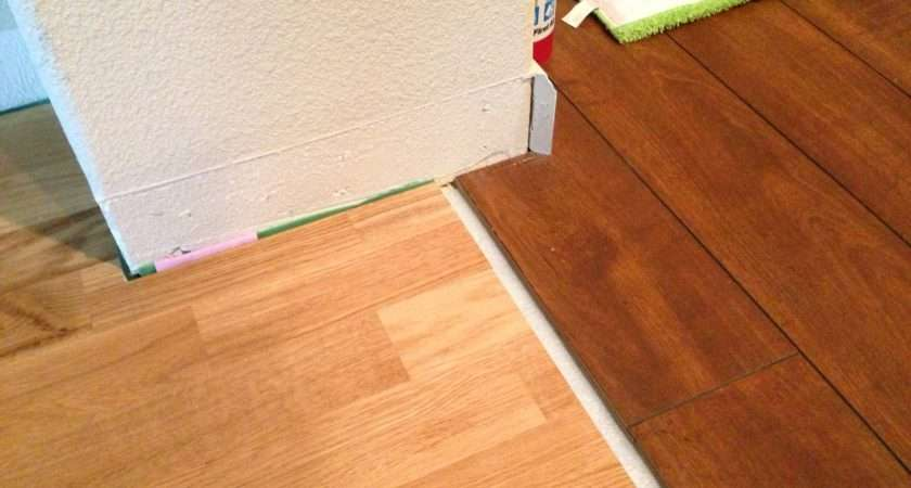 Mixing Different Colors Laminate Flooring
