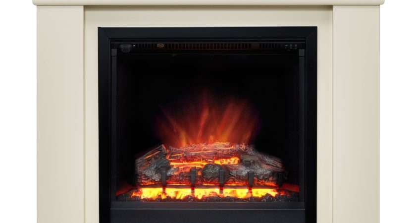 Modern Avalon Led Electric Fire Suite Departments