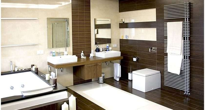 Modern Bathroom Flooring Interior Design Decobizz