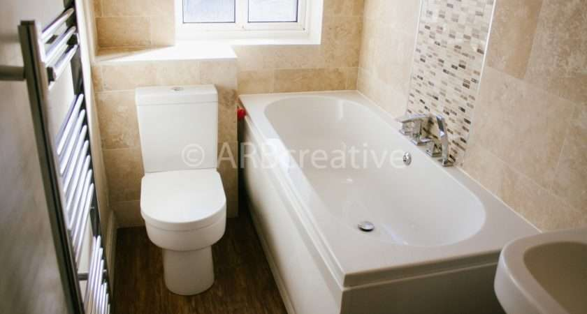 Modern Bathroom Sutton Hull Arbcreative