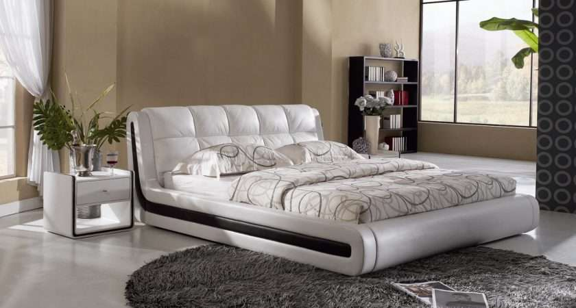 Modern Bed Design China Designs