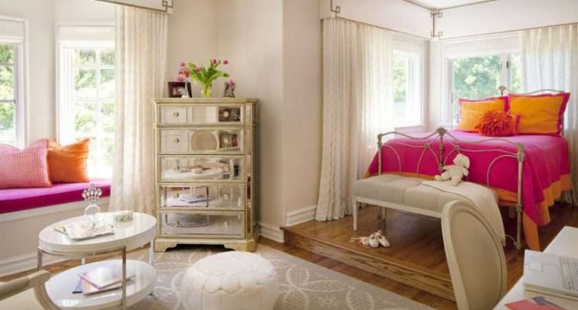 Modern Bedroom Designs Girls
