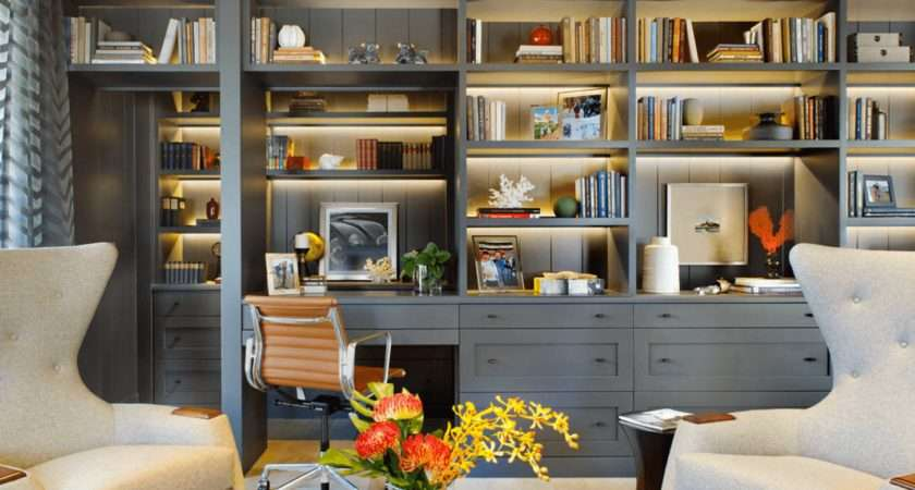 Modern Chic Ideas Your Home Office Freshome