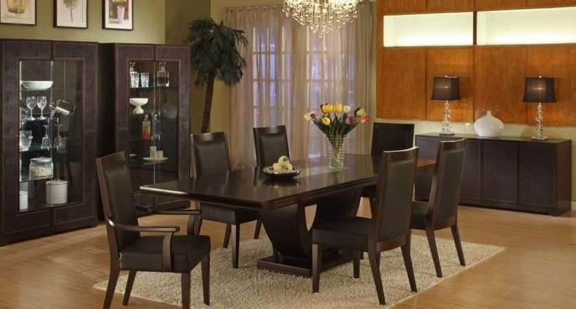 Modern Dining Room Furniture Sets Luxury New Home