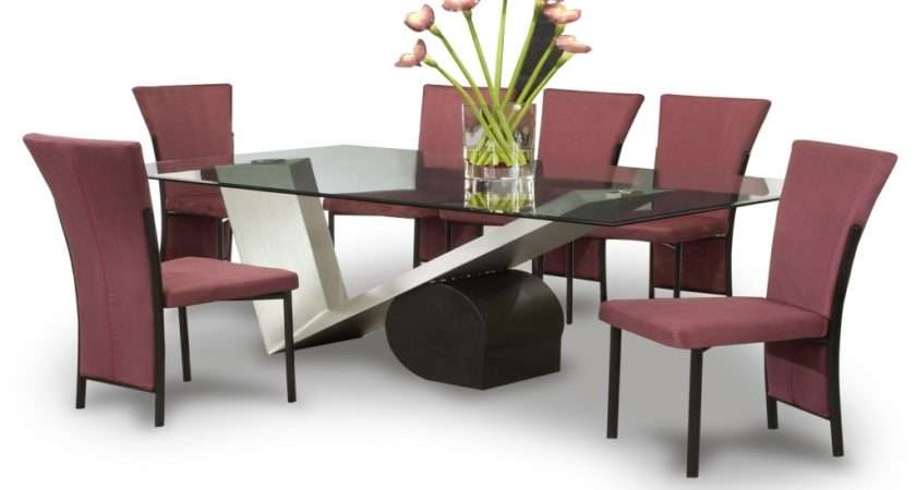 Modern Dining Tables Glass Table