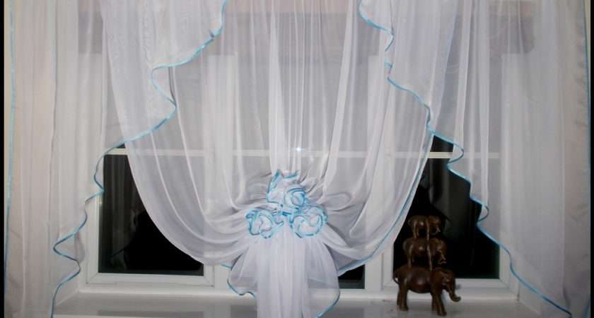 Modern Eyelet Top Door Window Curtain Voile Panel Colours High