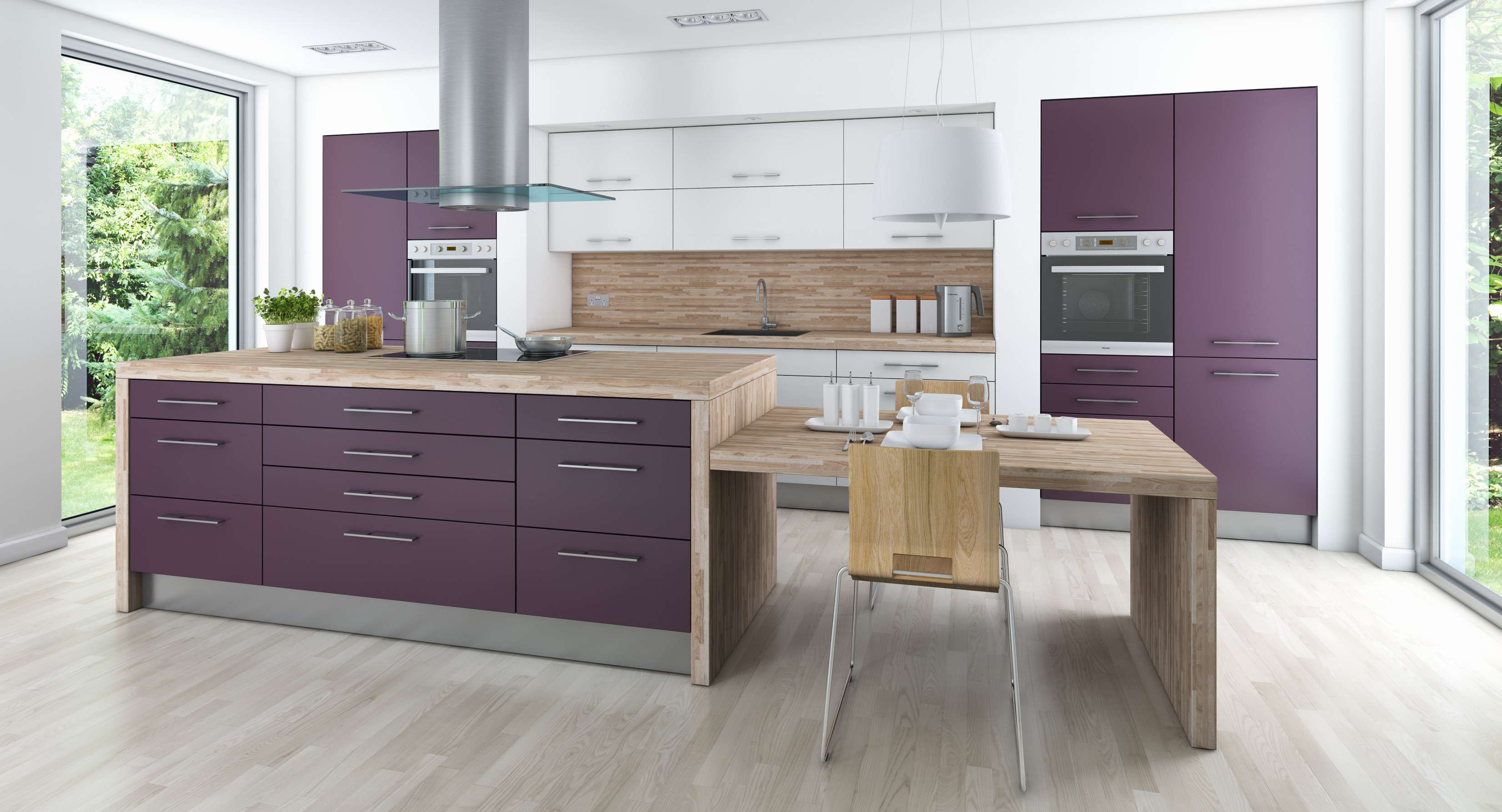 Modern Fitted Kitchens