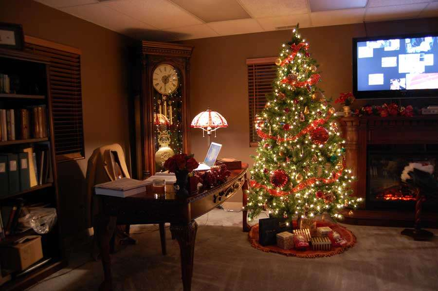 Modern House Best Christmas Decorations Ideas Home Decor