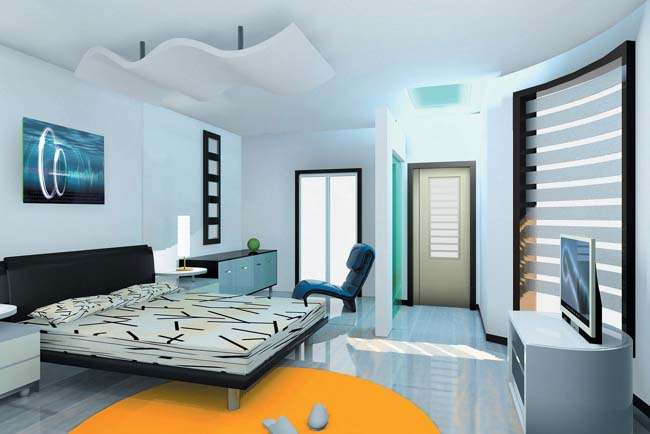 Modern Interior Design Bedroom India