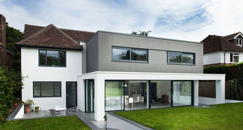 Modern Interior Romsey Road House Winchester