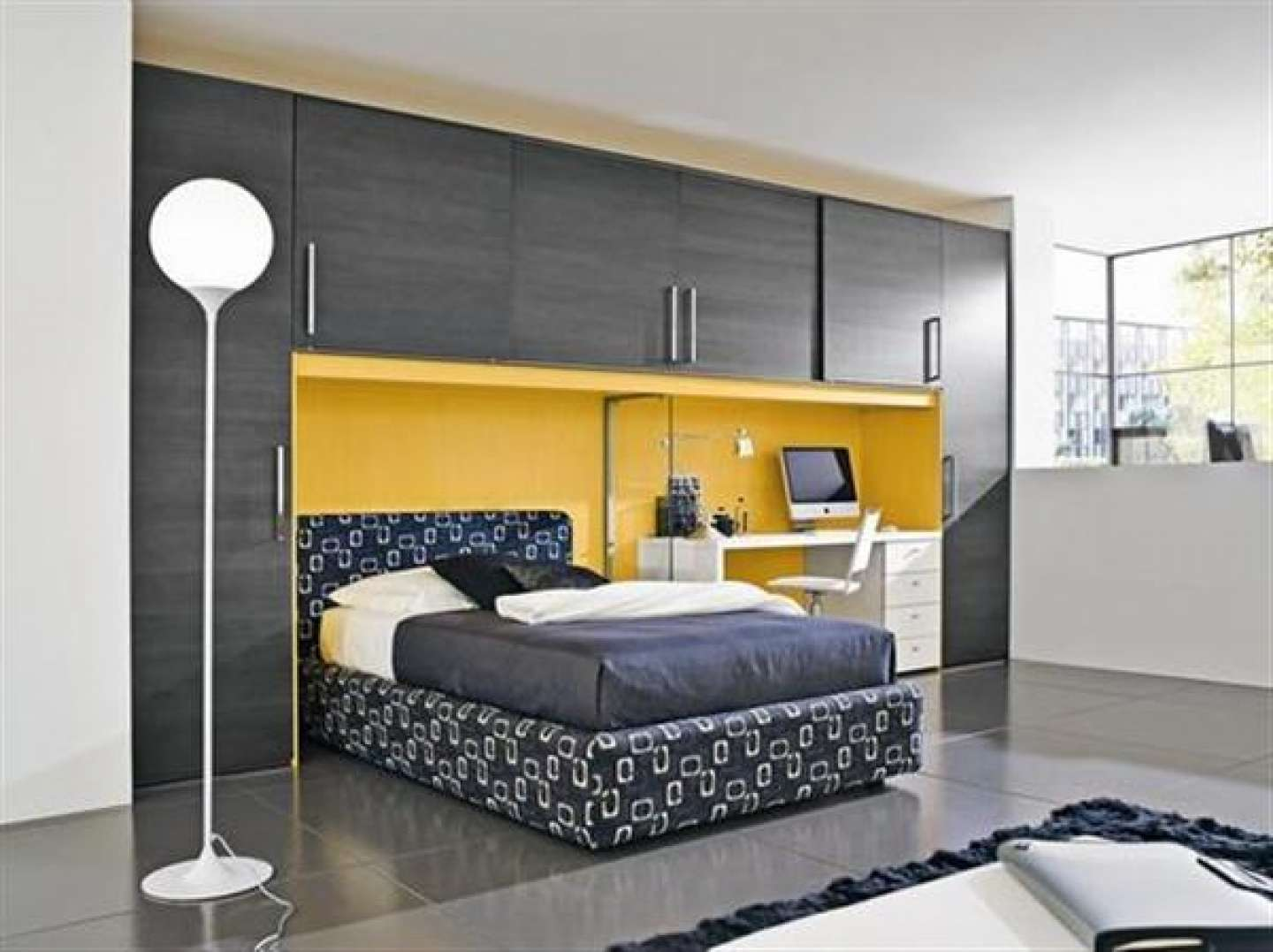 Modern Kids Bedroom Design Ideas Blue