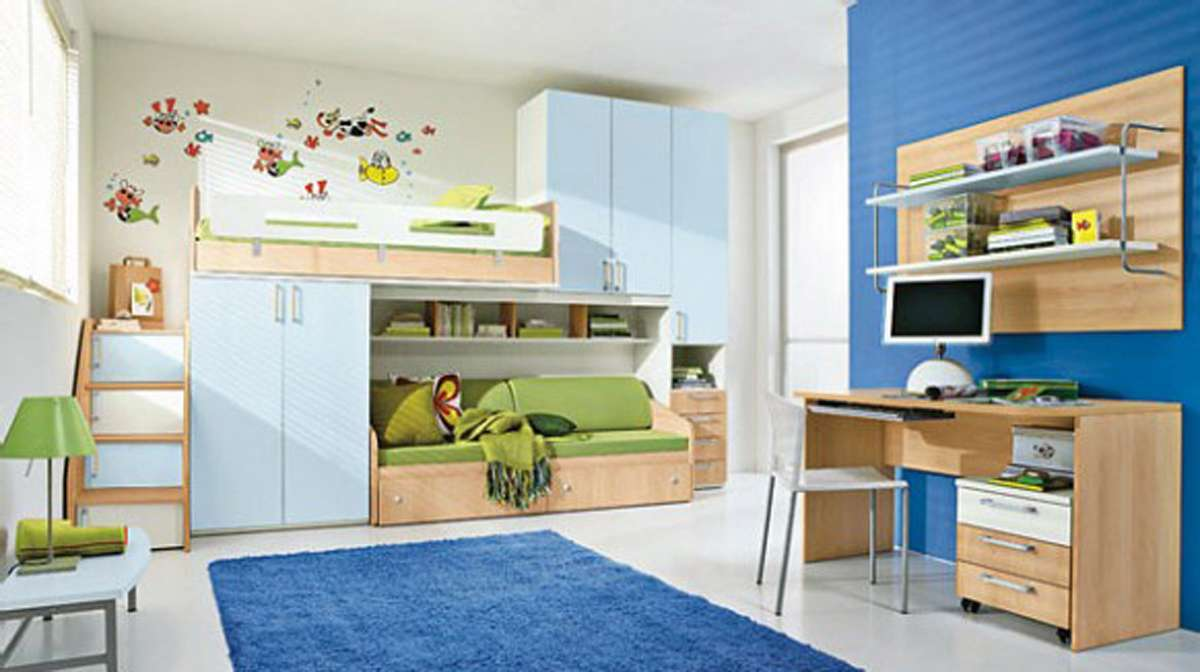 Modern Kids Room Decorating Ideas One Total