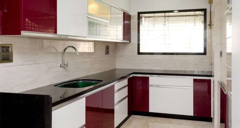 Modern Kitchen Cabinets India Modular