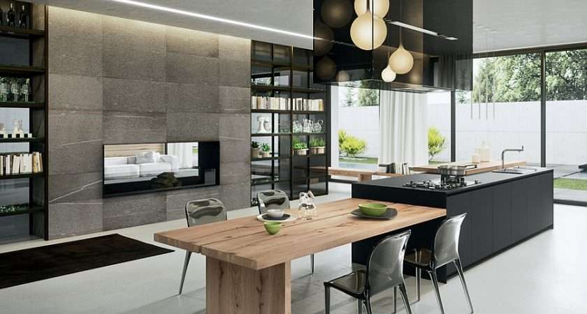 Modern Kitchen Design Arrital Sophisticated Contemporary Kitchens