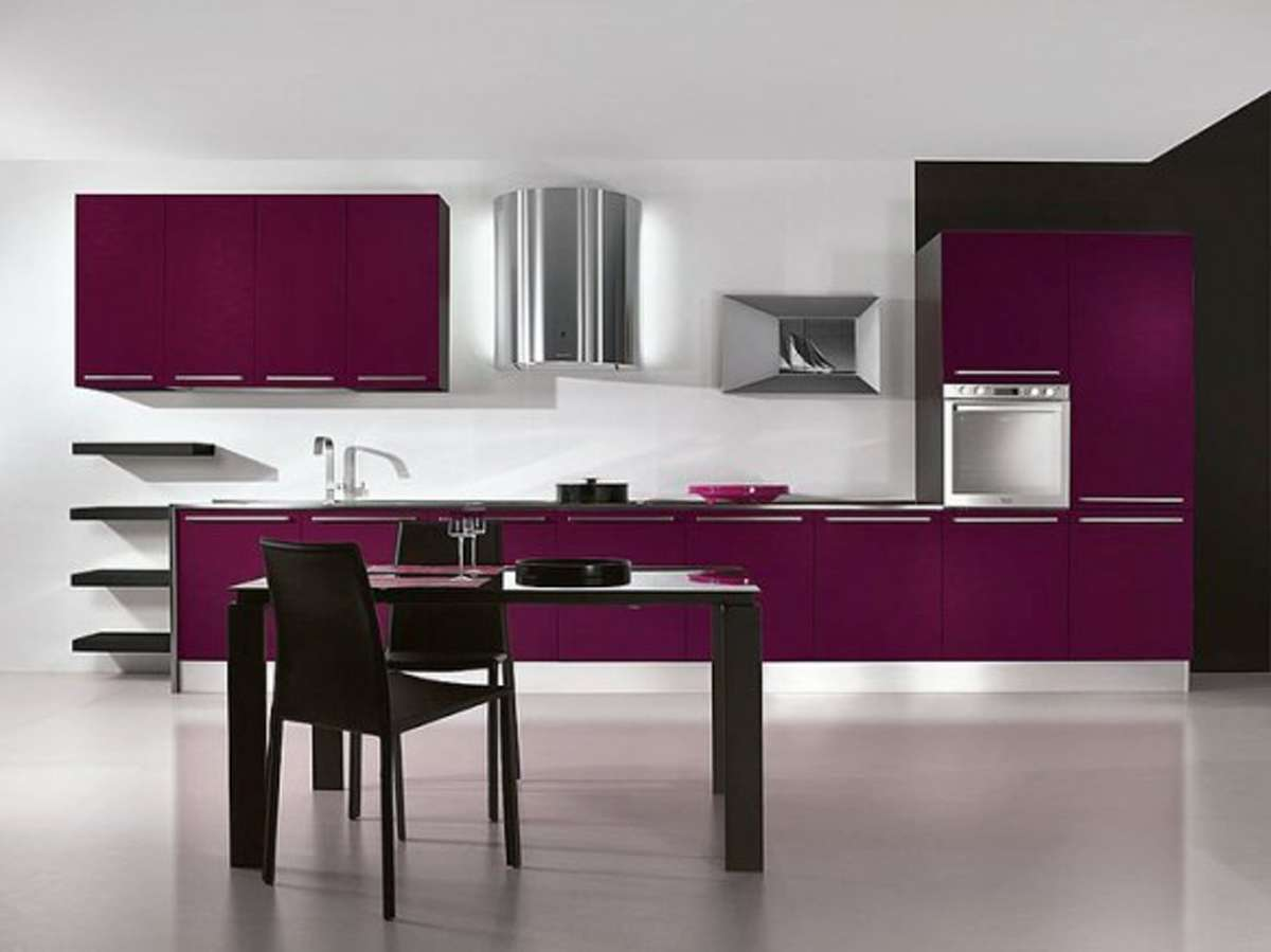 Modern Kitchen Design Interior Decobizz