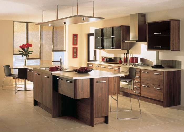 Modern Kitchen Designs Becoming Established Fashion
