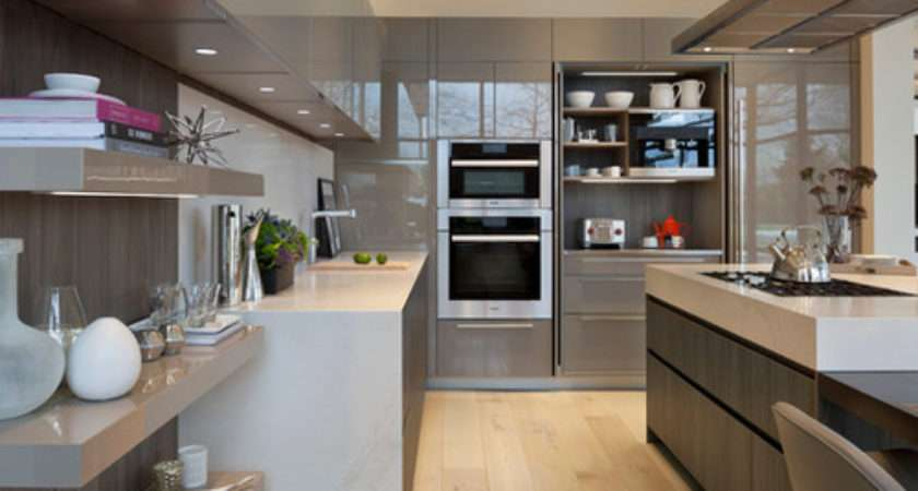 Modern Kitchen Designs Contemporary