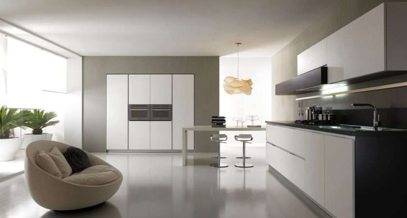Modern Kitchens Interior Design Sample
