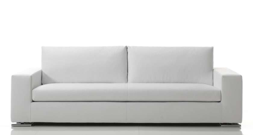 Modern Leather Couch Model Sofas