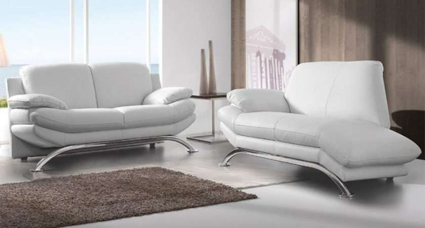 Modern Leather Sofa Contemporary Lounge Suites