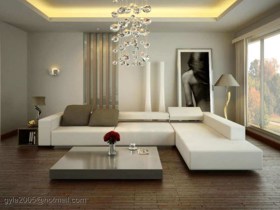 Modern Living Design Ideas Room Home Inspiration