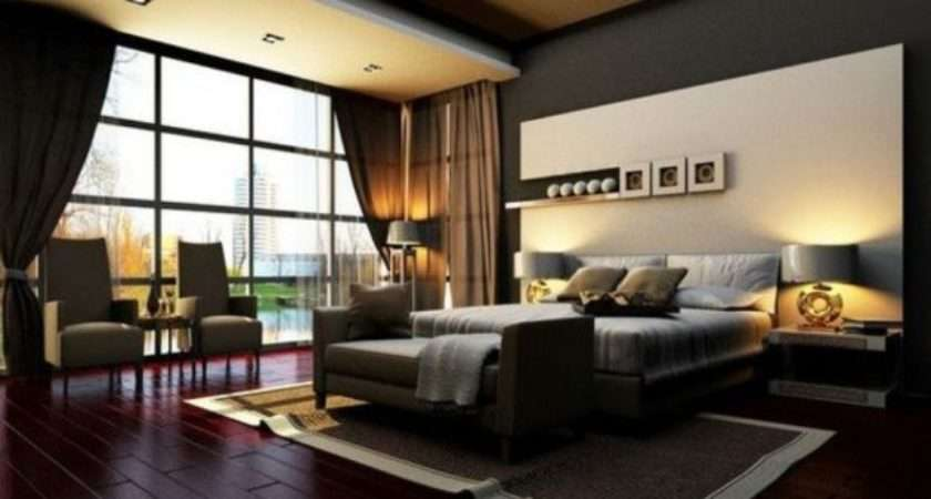 Modern Master Bedroom Interior Design New