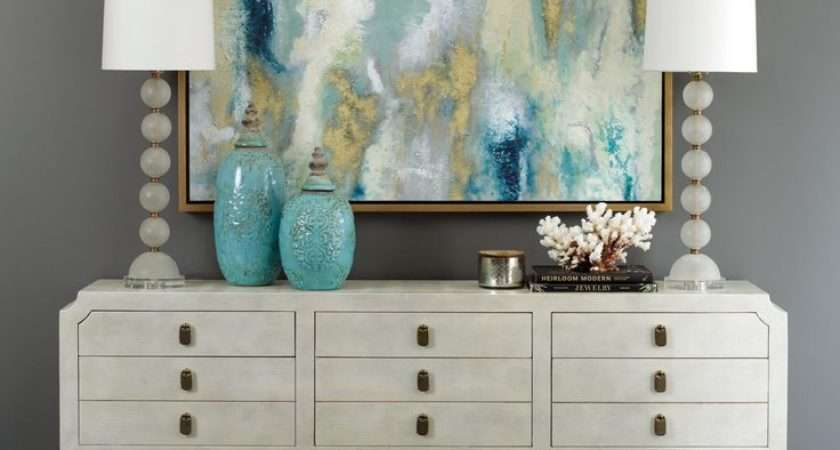 Modern Style Entryway Table Berkeley Console