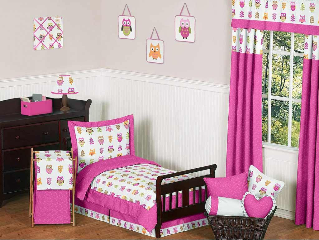 Modern Toddler Bedding Sets Interior Design Ideas