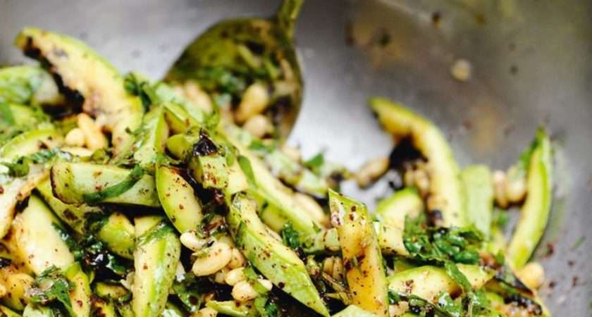 Morito Tapas Recipes Grilled Courgette Salad Sumac Pine Nuts