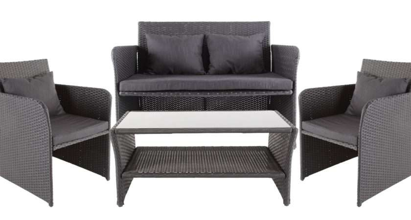 Morley Rattan Effect Seater Coffee Set Departments