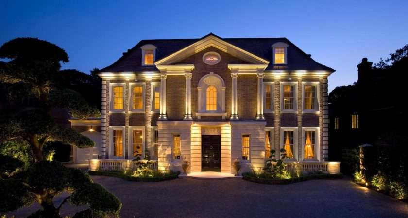 Most Expensive New Property Ever Sold Britain Seen