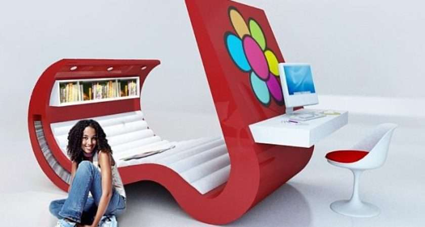 Most Funky Furniture Sets Ever