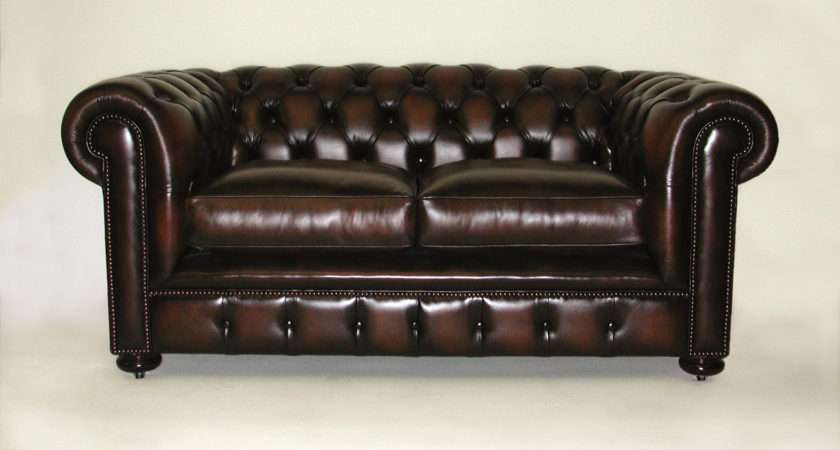 Mulberry Chesterfield Seater Sofa