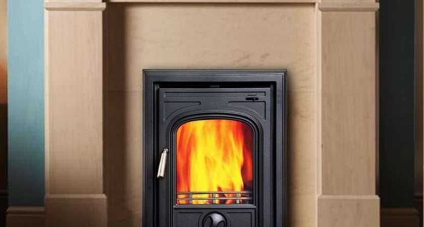 Multifuel Inset Wood Burning Stove Convection