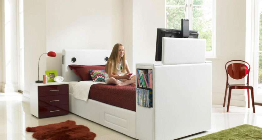 Multimedia Bed Your Teenager Gadget Mum