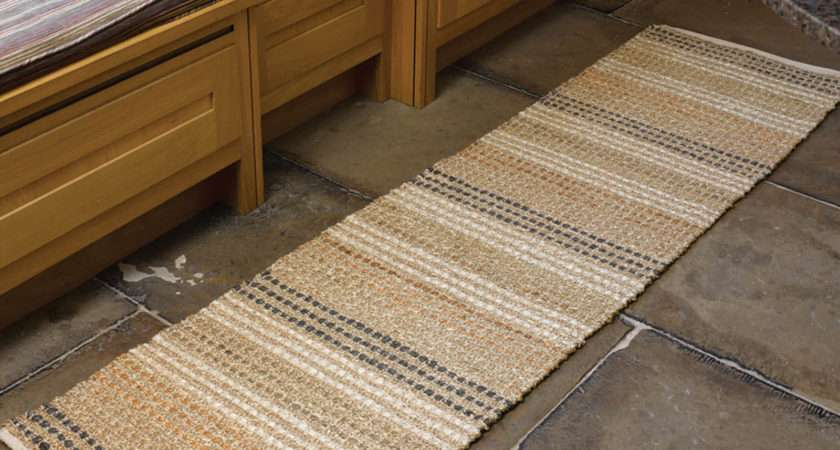 Natural Living Seagrass Hallway Runners