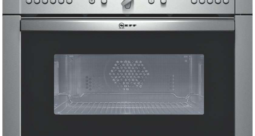 Neff Built Stainless Steel Compact