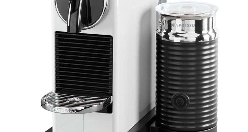 Nespresso Citiz Milk Coffee Machine Magimix John Lewis