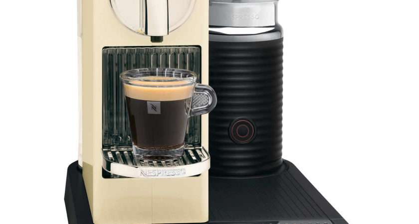 Nespresso Citiz Milk Coffee Machine Magimix