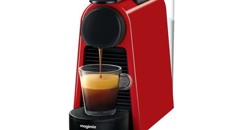 Nespresso Essenza Mini Coffee Machine Magimix John Lewis