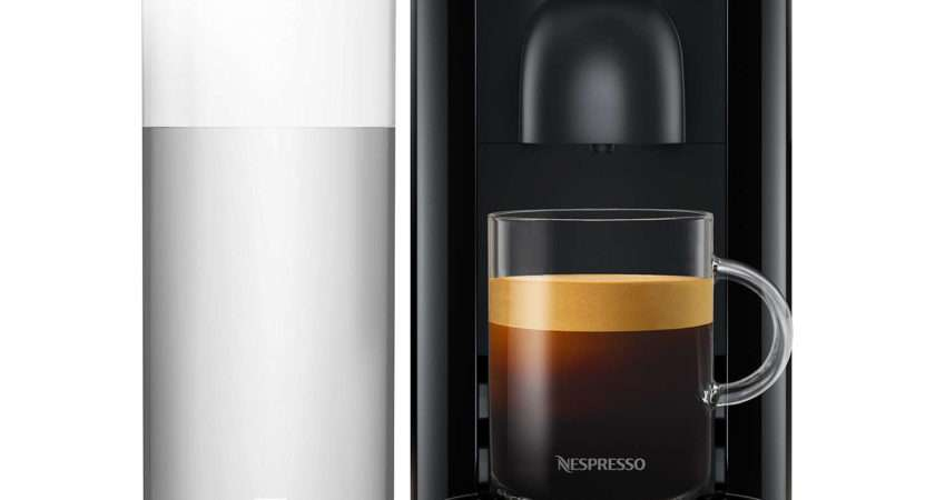 Nespresso Vertuo Plus Coffee Machine Krups John Lewis