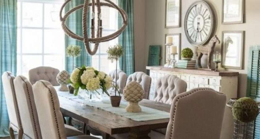 Neutral Dining Room Design Ideas Elegant Home Decorating